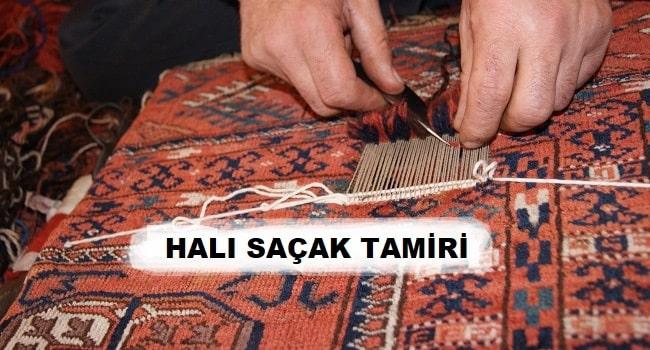 Sarnıç halı saçak tamiri