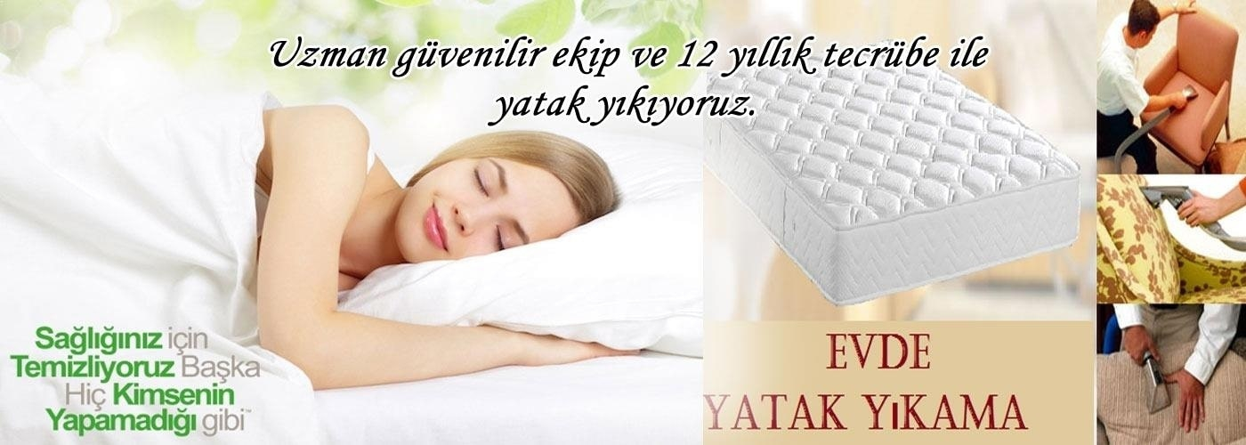 Evka4 yatak yıkama